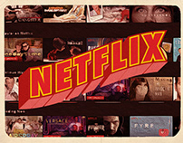 From Netflix with Love Post Cards