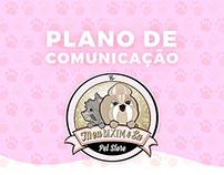 Plano de Comunicação | Meu Bixim & Eu