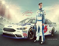 NASCAR AdvoCare Trevor Bayne