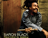 BARON BLACK - chanteur