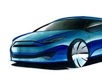 Tesla Model F