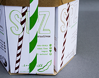 Sipz Alternatives Brand + Packaging Concept
