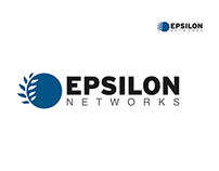 Epsilon Networks logo design