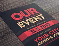 Creative Flyer Design ( Corporate )