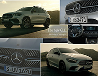 Mercedes-GLE-B-Class-2019-TVC-Product-Films CGI