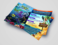 OFSDA // VBS Flyer Design