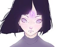 Hotaru Tomoe - fan art