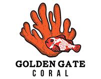 Logo Design for Golden Gate Coral