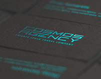 Cosmos Agency Business Cards