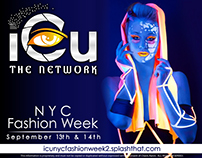 iCu The Network Fashion Show Deck - 2017