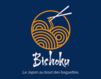Bishoku - Japanese restaurant in Paris