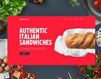 Matt & Marie's | Web Design