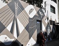 Mural Padaria Sensação