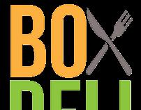 Identidade Visual - BOX DELI