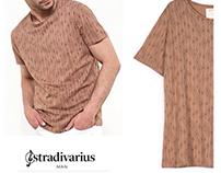 surface pattern design for stradivarius man