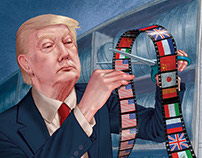 Trump International Film Industry - Hollywood Reporter