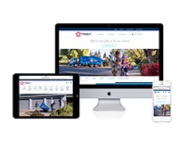 Republic Services | Responsive Web Build