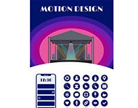Motion Design : Richard Hoggart