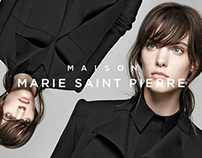 Maison Marie Saint Pierre - lookbook & Newsletters