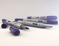 Copic - Product Photography