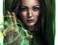 FOX - The Gifted / Character Illustrations
