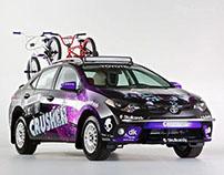 Skullcandy Toyota Corolla
