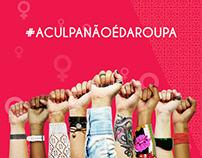 #ACULPANÃOÉDAROUPA - ActionAid+Enjoei