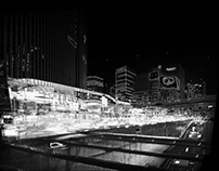 Chaotic city