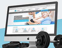 Gymfit website
