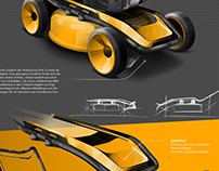 ASM MULCH MOWER DESIGN SKETCHES