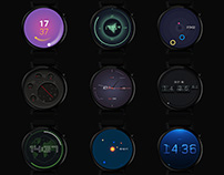 Watchfaces portfolio