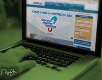 METRO Chevron Marathon Support
