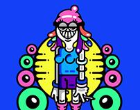 Kim (Character Animation)