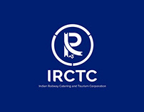 Pitch for IRCTC logo Deign Contest