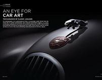 Classic Jaguar Photo-essay Driven Magazine July 2018