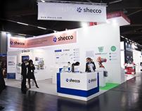 shecco booth