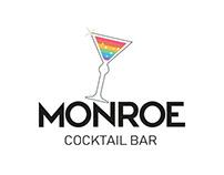 Logo Monroe bar
