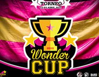 Torneo WonderCup //  Roller Derby