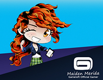 Maiden Merida - Gameloft