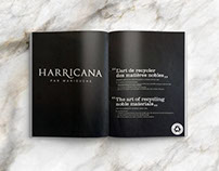 Harricana Lookbook Printed