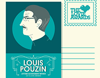 Louis Pouzin Lovie Awards Lifetime Achievement Tribute