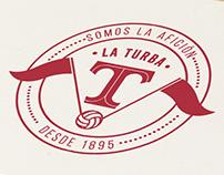 Logotipo La Turba
