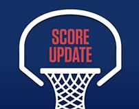 Wizards Score Update