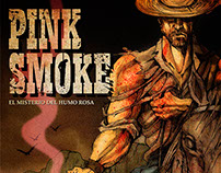 PINK SMOKE. Advertising