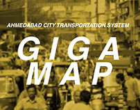 GIGA Mapping of Ahmedabad Transportation System