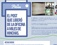 El post imprimible para ver la final