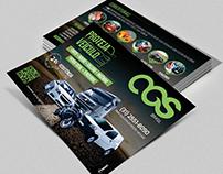 Panfleto Proteção Veicular | AGS Brasil