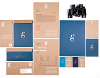 Gross & Ebling Filmworks Corporate Identity