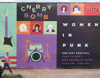 Women in Punk music festival