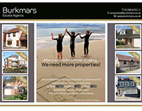 Burkmars Estate Agents, Lymington.